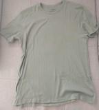Camiseta Verde Hombre Talla M (H&M)