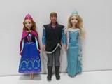 Regalo muñecas de Frozen