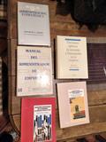 Cinco libros de empresa
