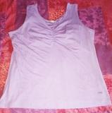 Camiseta mujer Morada Talla XL