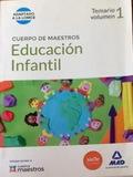 libros oposiciones magisterio infantil