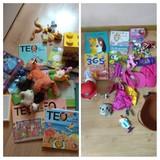 Cuentos y juguetes