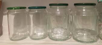 tarros de cristal