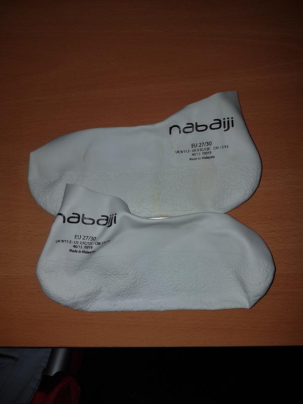 Calcetines de plástico para piscina