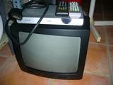 """Tv de 14"""" con TDT"""