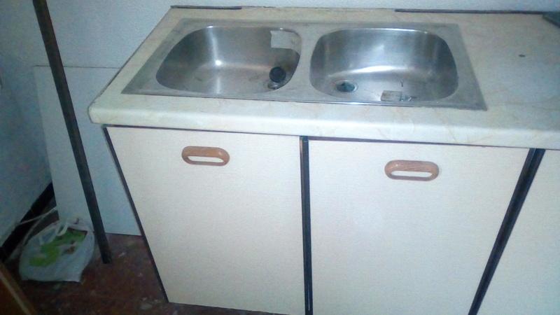 regalo - Mueble de cocina de 80 cm con su fregadero - Sevilla ...