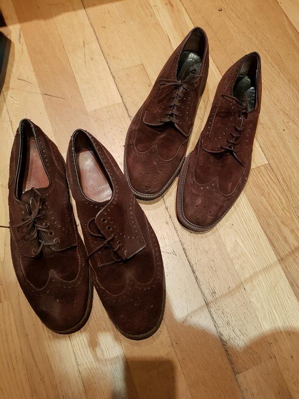 Zapato numero 45