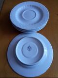 Platos de porcelana..