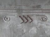 Barra de cortina de aluminio