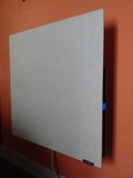 Placa calefactora de 1000W