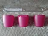Barra y recipientes (para cocina o baño)