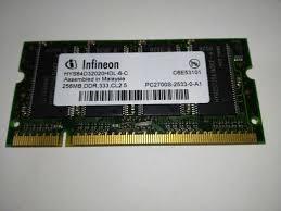 módulos memoria portátil