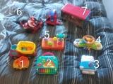 Regalo juguetes de 1 a 4 años