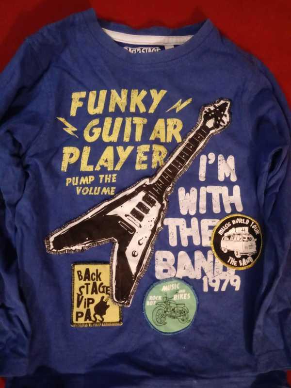 Camiseta de invierno talla 110 o 5 años