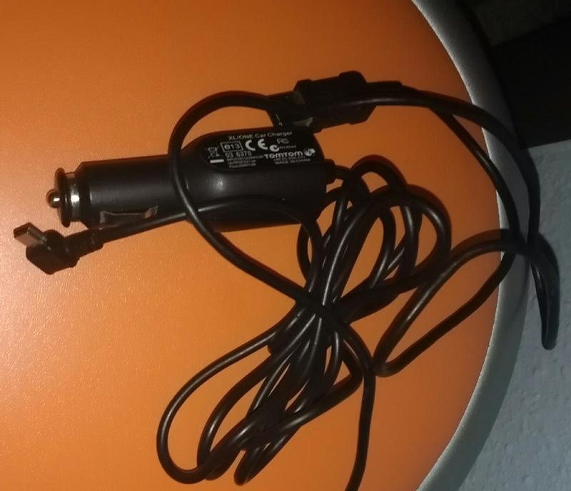 Cables para gps tom tom one o xl