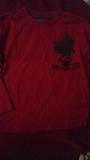 Camiseta manga larga talla 4-5