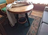 Mesa tipo camilla