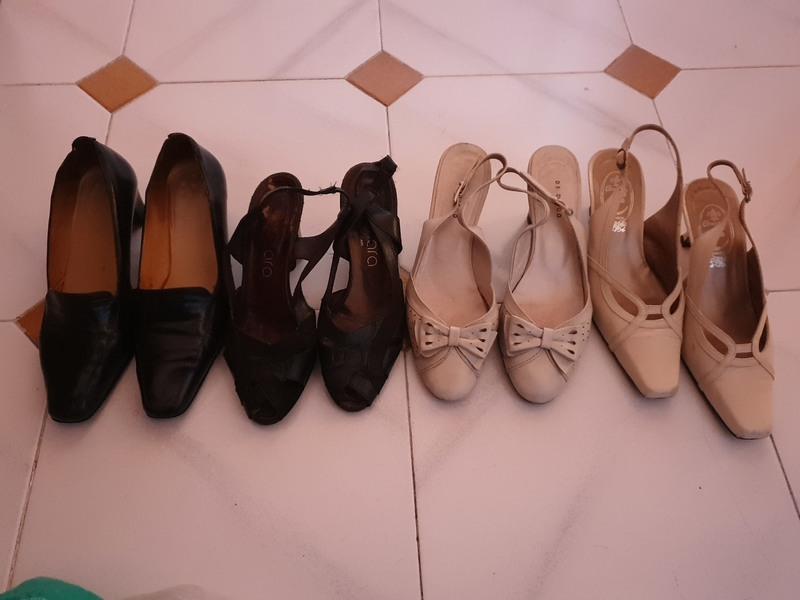 Zapatos mujer talla 36