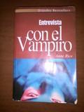 Libro. Entrevista con el Vampiro