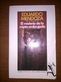 Libro - El misterio de la cripta embrujada - E. Mendoza