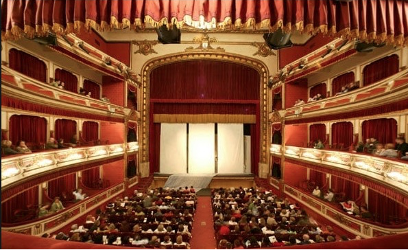 Entradas opera 14 Febrero Madama Butterfly Teatro Principal Antzokia