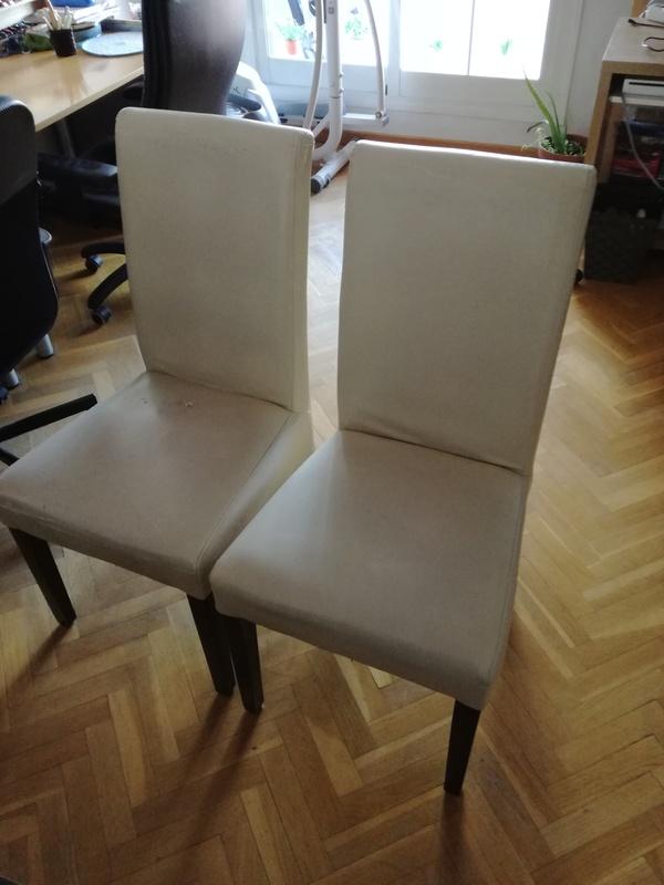 regalo - 4 sillas de comedor - Madrid, Comunidad de Madrid ...