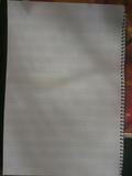 Regalo cuaderno pentagramas