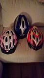Regalo tres cascos de bici - Valencia capital