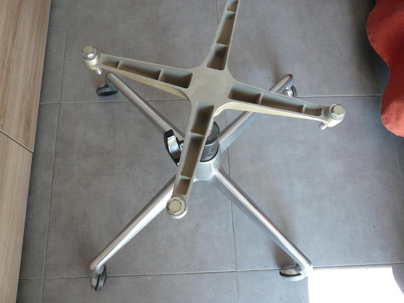 Patas de silla giratoria