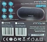 Altavoz Wireless con Lector de Memorias