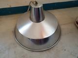 Lámpara de aluminio
