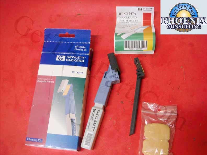 hp c6247a kit limpiador