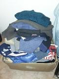 Regalo caja con ropa de niña invierno y verano talla 4 5 6