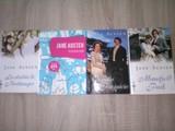 LOTE 1  - 4 Libros. Jane Austen.