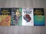 LOTE 2 - 4 Libros. Mary Higgins Clark
