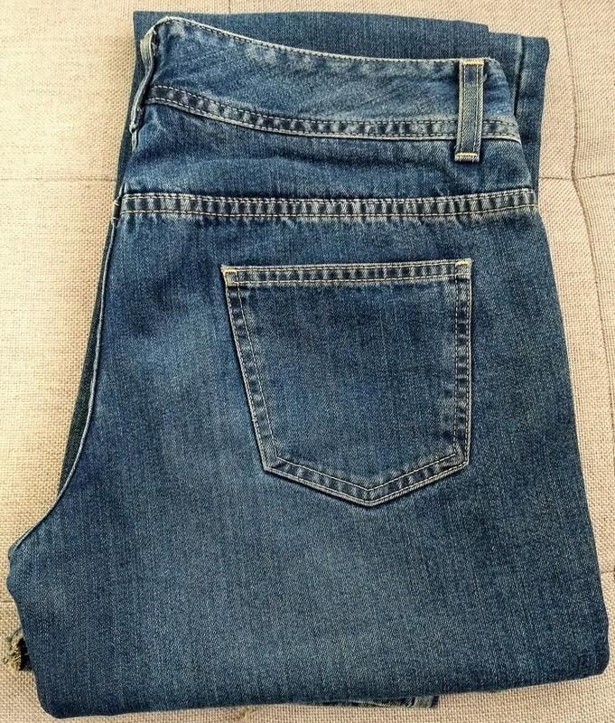 Pantalón Vaquero Mujer Talla 38 (Sisley)