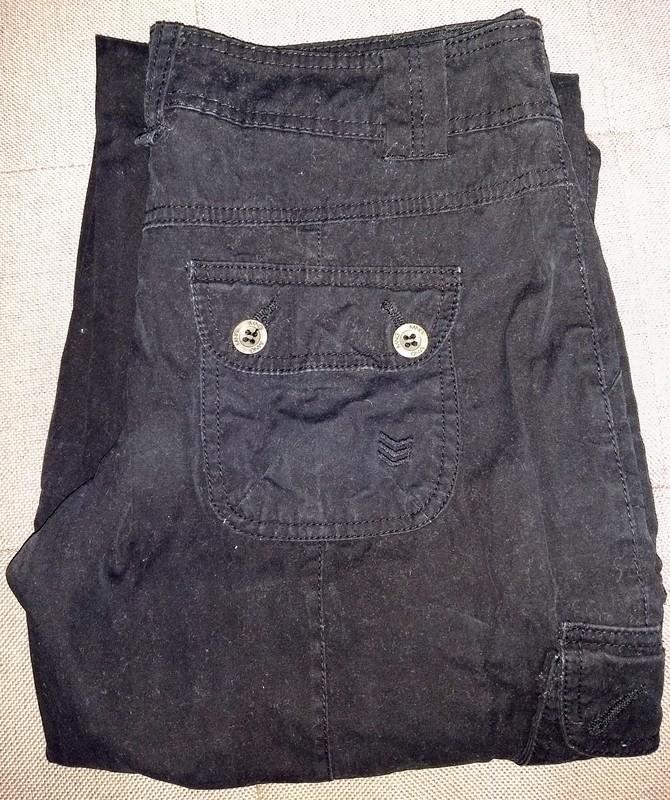 Pantalón Negro Mujer Talla 38 (mng basics)