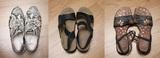 3 Pares de zapatos talla 38