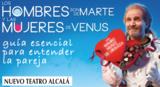 ENTRADAS TEATRO : HOMBRES DE MARTE, MUJERES DE VENUS
