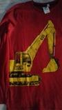 Camiseta manga larga talla 134
