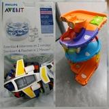 Esterilizador biberones + juguetes