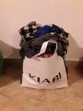 Regalo bolsa con ropa de niña talla variada tallas 6.8