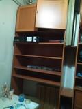 Mueble estantería doble