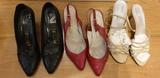Zapatos tacon señora numero 37