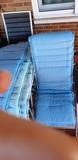 Colchoneta-cojin butaca terraza
