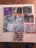 CDs grabados