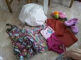 Se regala ropa niña verano