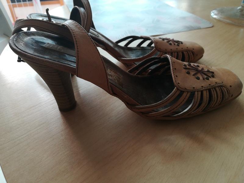 Zapatos piel número 37