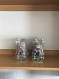 Regalo floreros pequeños.