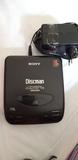 Discman Sony megabass